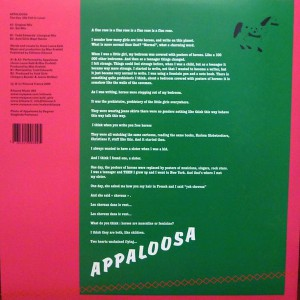 "12"" single, sleeve (back)"